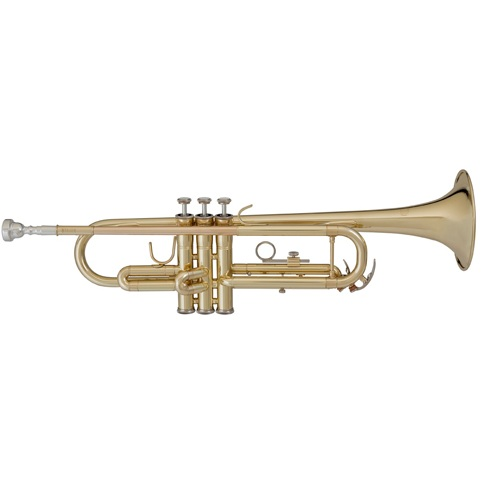 Blessing Intermediate Trumpet [Lacquer Finish]