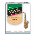 La Voz Alto Saxophone Reeds