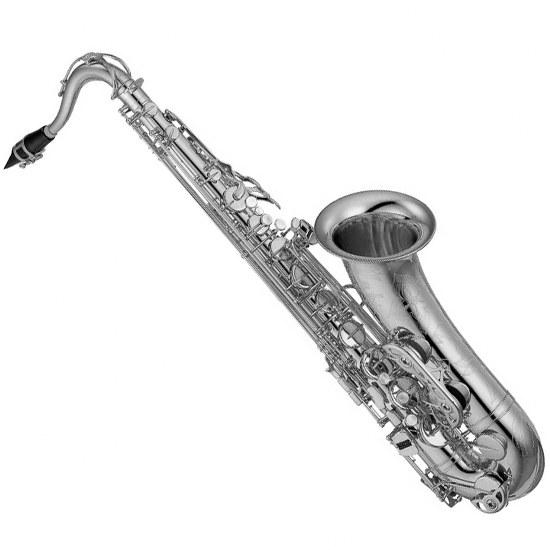 Yamaha Custom EX Tenor Saxophone - Silver Plating