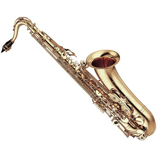 Yamaha Custom Z Tenor Saxophone - Newly Redesigned