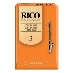 Rico Contra Bass and Contra Alto Clarinet Reeds
