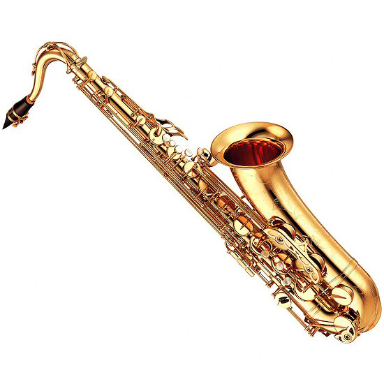 Yamaha Custom Z Tenor Saxophone - Gold Plating - Newly Redesigned
