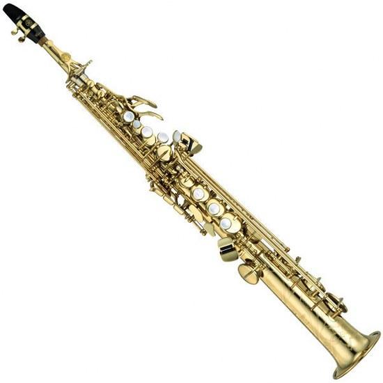 Yamaha Custom EX Soprano Saxophone - High G Key