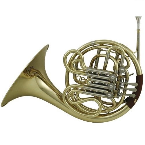 Roy Benson Double French Horn
