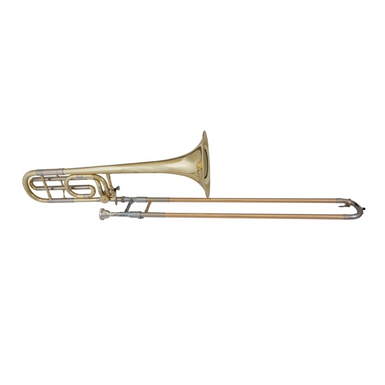 Blessing Professional Tenor Trombone [Open Wrap F-Attachment/Red Copper Bell]