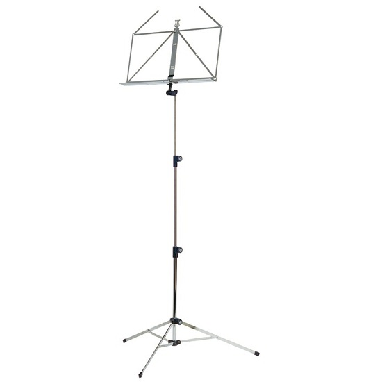 K&M Folding Music Stand - Steel Construction