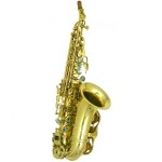 P. Mauriat Curved Bell Soprano Saxophone