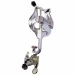 Bach Clamp-on Trumpet Lyre - Brass