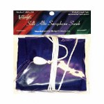 Hodge Alto Saxophone Silk Swab - Multiple Colors