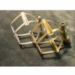 Francois Louis Basic Series Ligatures - Brass Finish