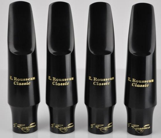 Rousseau New Classic Baritone Saxophone Mouthpieces