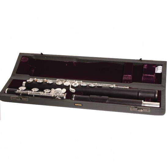 Yamaha Custom Wood Flutes