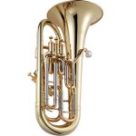 Jupiter Intermediate Non-Compensating Euphonium - Lacquer Finish