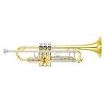 Yamaha Xeno II Professional Bb Trumpet - Newly Redesigned!