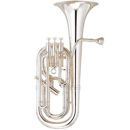 Yamaha Professional Baritone Horn - Silver Plating