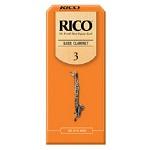 Rico Bass Clarinet Reeds - Box of 25
