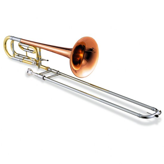 Jupiter Performance Trombone [Rose Brass Bell] + $75 GIFT CARD