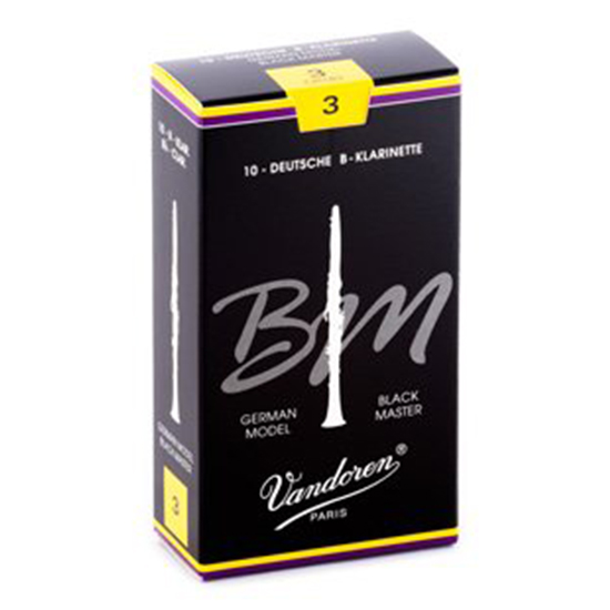 Vandoren Black Master Traditional Bb Clarinet