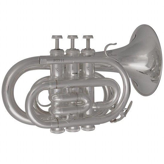 Bach Prelude Pocket Trumpets