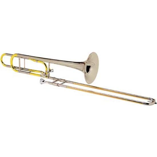 Conn Professional Tenor Trombone - Sterling Silver Bell