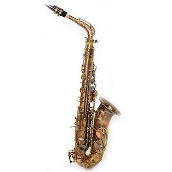 Dakota Bronze Alto Saxophone
