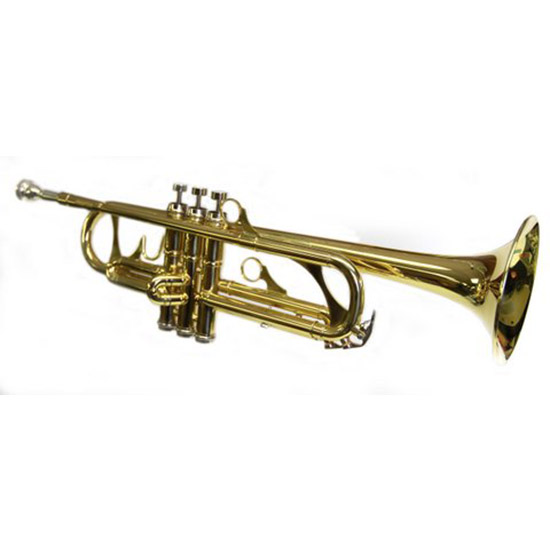 Phaeton Intermediate Trumpet - Multiple Finishes Available