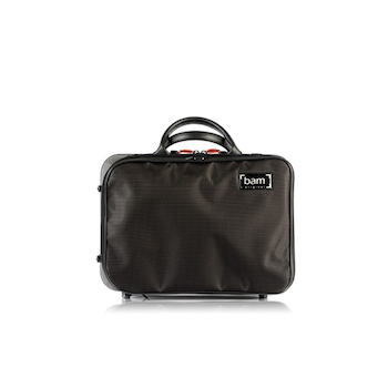 "BAM ""Hightech"" Traveler Double Clarinet Case"