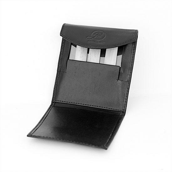 Gonzalez Leather Reed Wallet