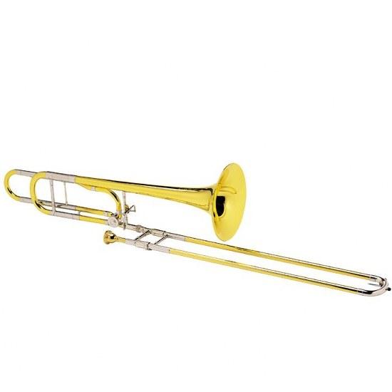Conn Professional Tenor Trombone [Yellow Brass Bell/Open Wrap]