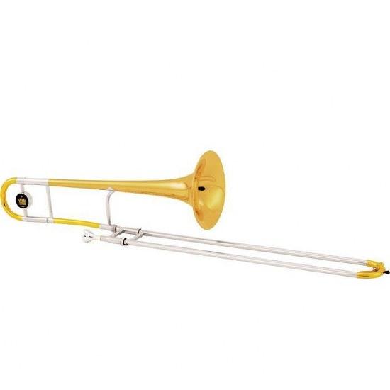 "King Professional Tenor Trombone [.500"" Bore/Gold Brass Bell]"