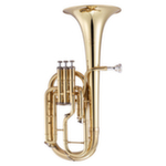 John Packer MKIV Tenor Horn - Multiple Finishes
