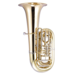 John Packer Sterling Professional Rotary BBb Tuba - Multiple Finishes