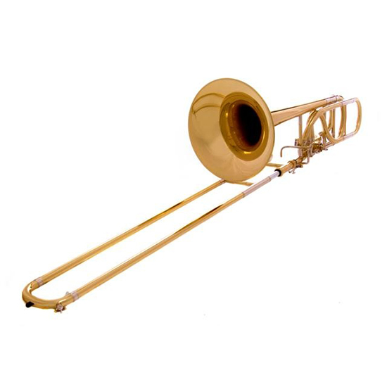 John Packer Bass Trombone - Multiple Finishes