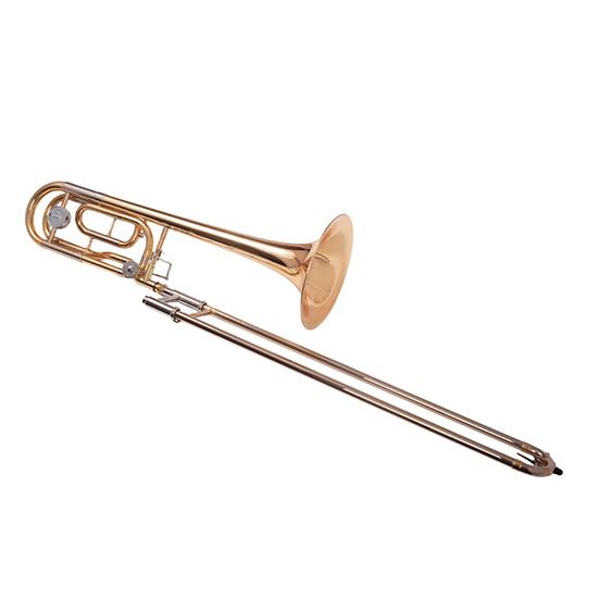 John Packer Rath Intermediate Medium-Large Bore Bb/F Trombone - Multiple Finishes