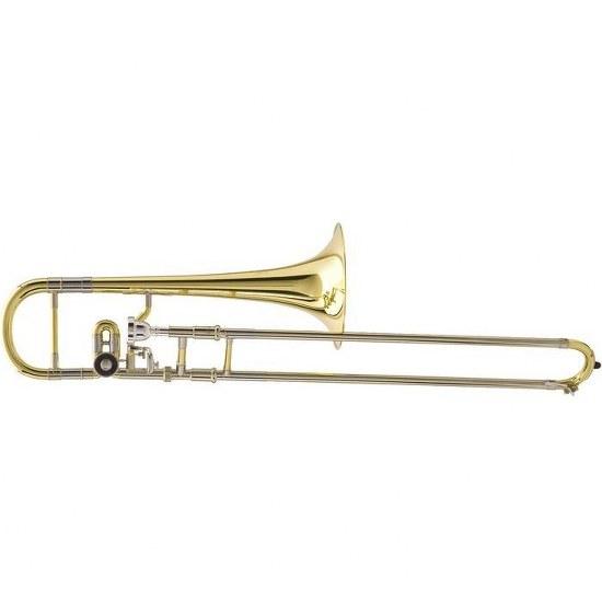 Yamaha Custom Alto Trombone - Half Step Trill Rotor