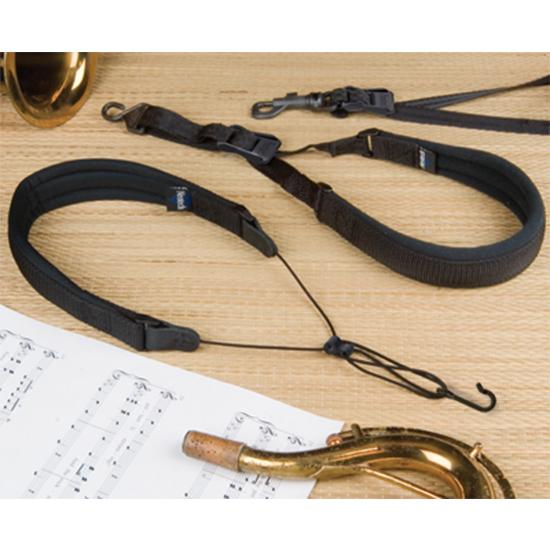 """Neotech """"Wick-it"""" Saxophone Strap - Regular/Open Hook"""