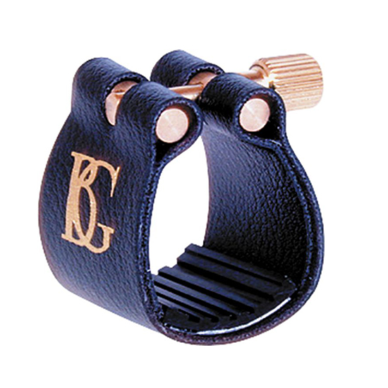 BG Standard Alto Saxophone Ligature and Cap