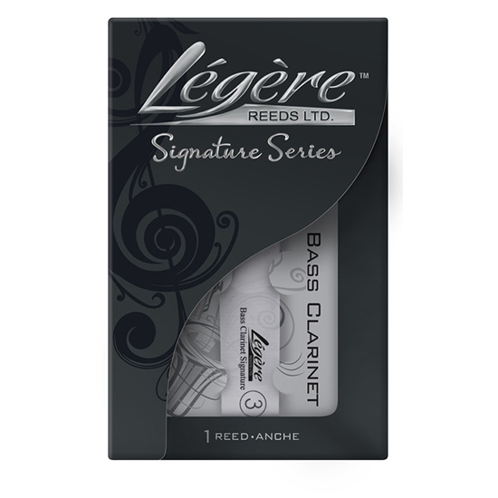 Legere Bass Clarinet Signature Reed