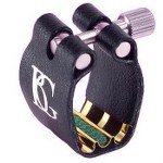 BG Super Revelation Clarinet Ligature and Cap - For All Clarinets