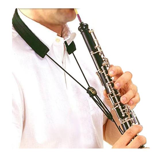 BG Nylon Oboe Neck Strap
