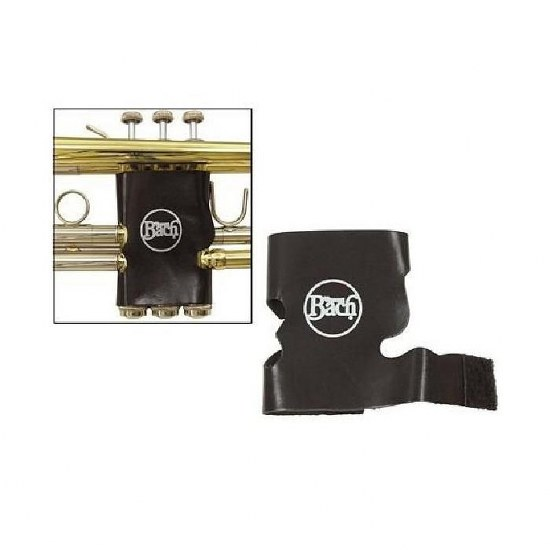 Bach Leather Trumpet Valve Guard with Velcro - Multiple Colors