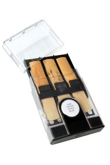 Vandoren Hygro Reed Case for Small Reeds