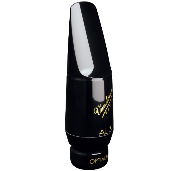 Vandoren Optimum Alto Saxophone Mouthpiece - FREE T-SHIRT OFFER!!